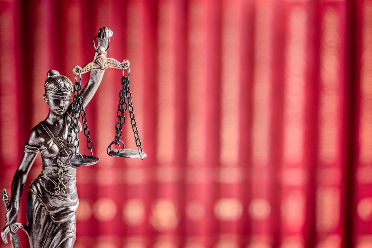 Themis Goddess Of Justice The Symbol Of Law Serge Morin Avocats